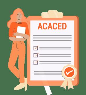 ACACED : Attestation de Connaissances